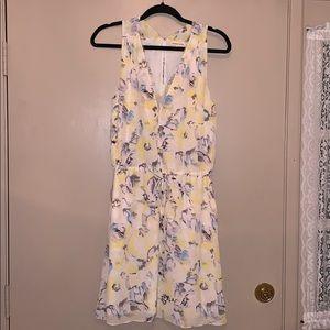 SALE❗️Rebecca Taylor Floral Dress